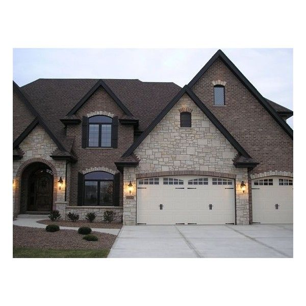 14 best sherwin williams gauntlet gray images on pinterest for Exterior natural stone for houses