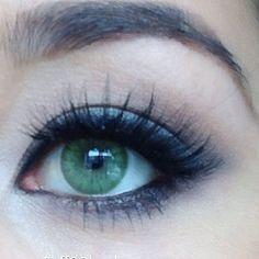 Green contact lenses for Dark brown eyes? - Contact Lenses Forum - Lens 101
