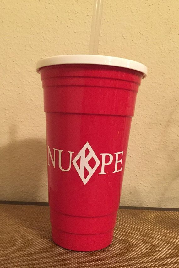 Hey, I found this really awesome Etsy listing at https://www.etsy.com/listing/279927552/kappa-alpha-psi-party-cup