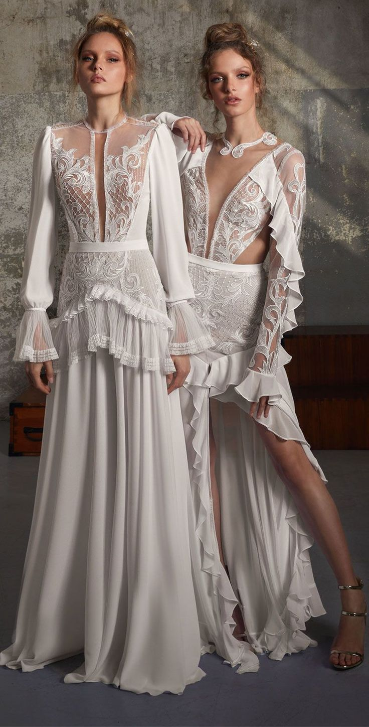 Lior Charchy wedding dresses in fall 2018