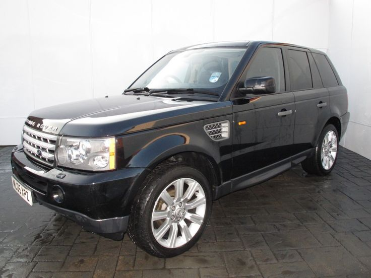 2005  LAND ROVER HSE | 2005 Range Rover HSE