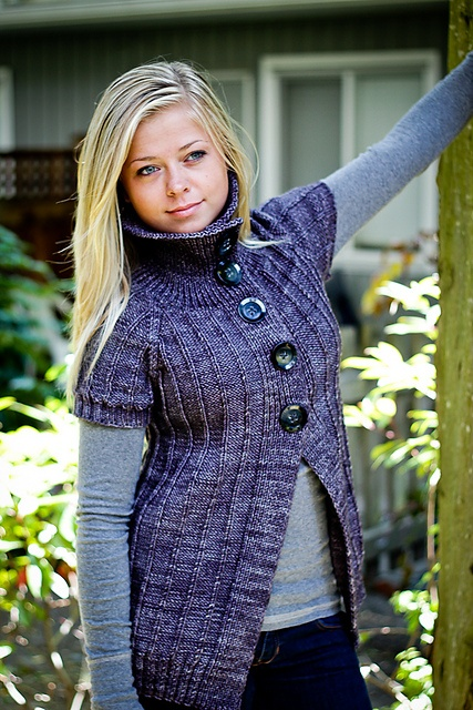 Janet is making me this sweater...I'm pretty excited about it <3