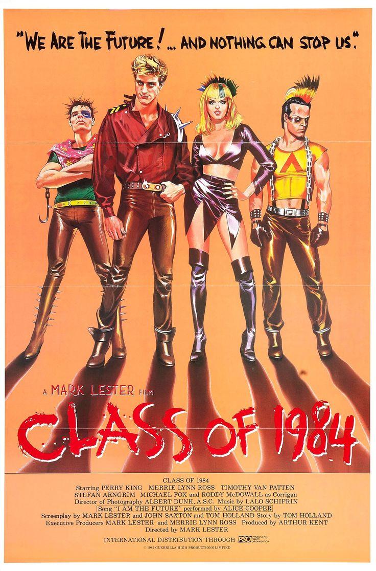 Class of 1984 (1982) Filmposter, Filmplakate, Filme