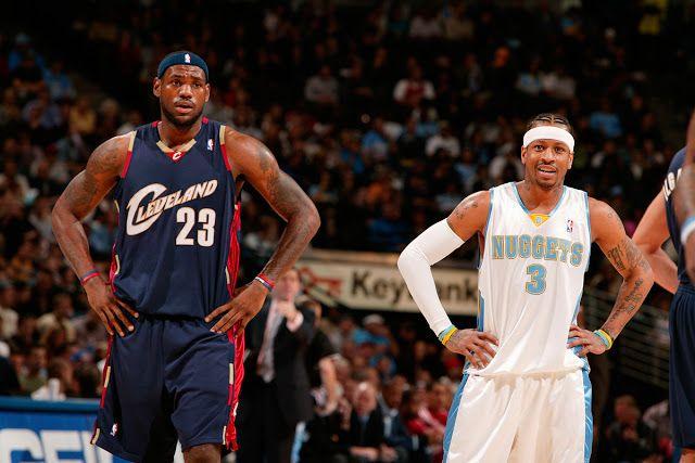 Allen Iverson: Está LeBron James y luego el resto de jugadores