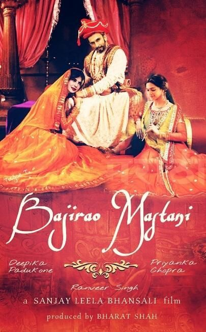 Bajirao Mastani - Most Expensive Movie in Bollywood