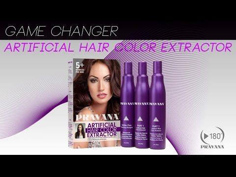 Hair Color Extractor- Pravana