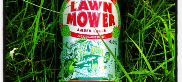 Beer Review – Backyard Brewery The Lawn Mower Amber Lager