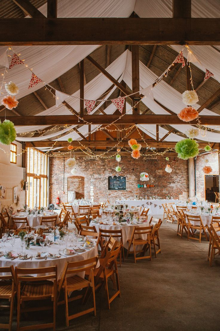 Barmbyfield Barns Wedding Venue Yorkshire C Emilie May Photography