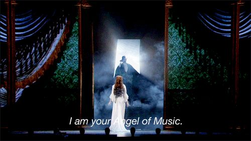 phantom of the opera funny gif - Google Search