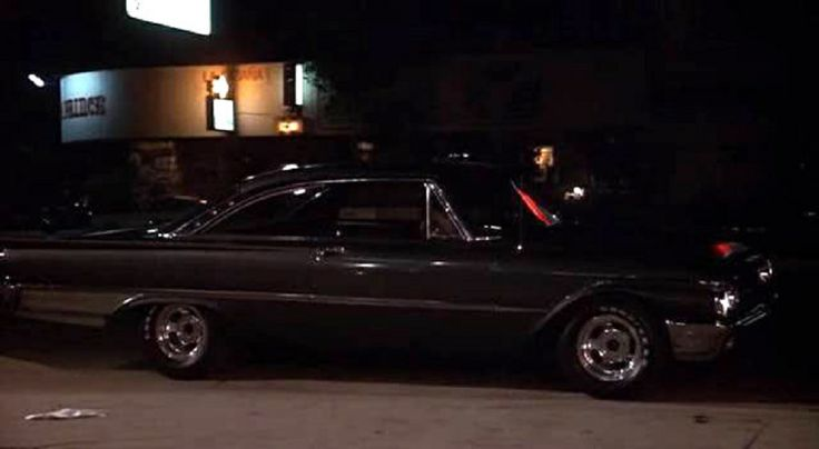 one of my favorites is the 61 ford starliner at the end of