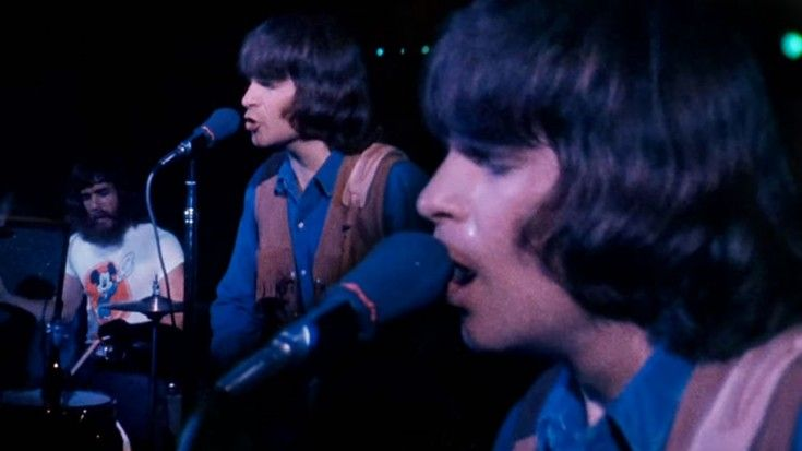 """Creedence Clearwater Revival Get Creepy With """"I Put A Spell On You,"""" Live At Woodstock"""