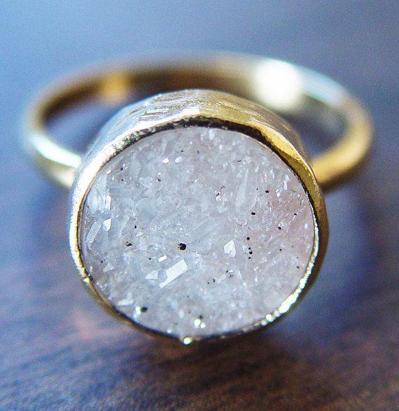 Vanilla Fields Ring