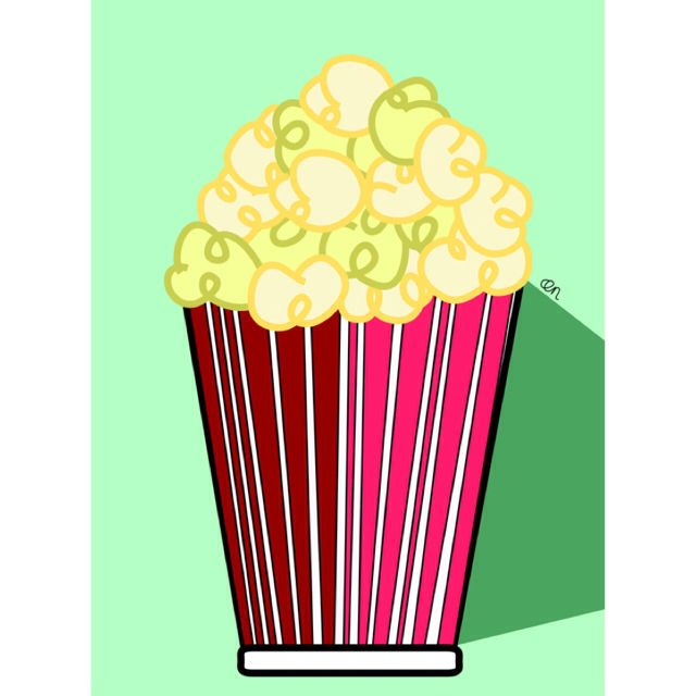 Good movies, good food