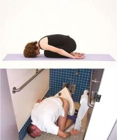 Drunk Fails Vs Yoga Poses!
