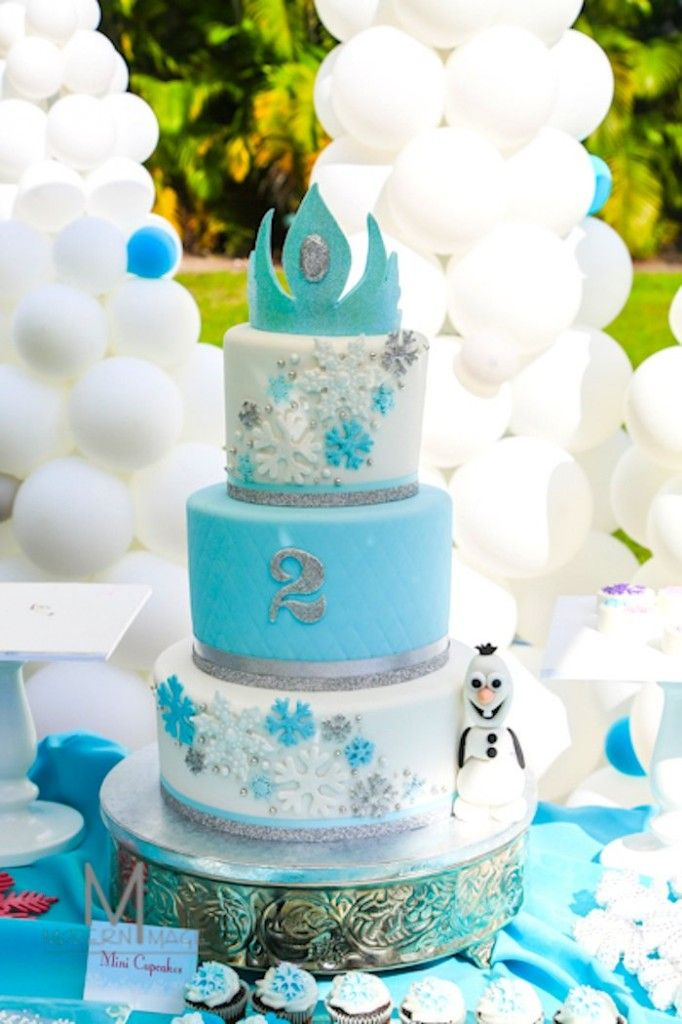 64 best Frozen birthday ideas images on Pinterest Frozen birthday