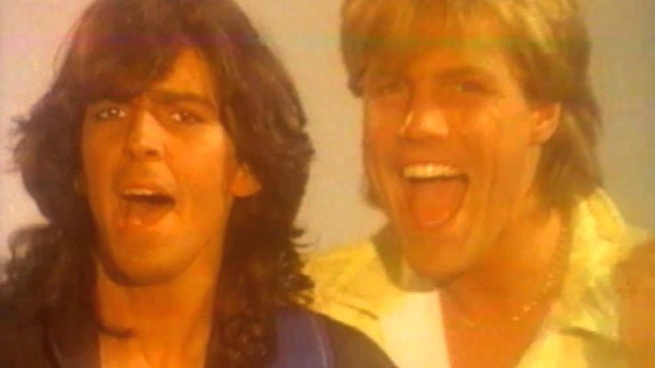 Modern Talking - You Can Win If You Want [HD]