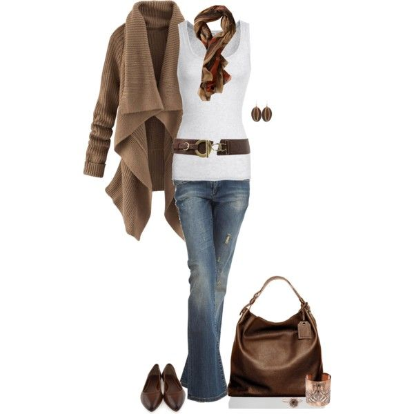 A fashion look from September 2012 featuring American Vintage tops, BLANK jeans and Frye flats. Browse and shop related looks.