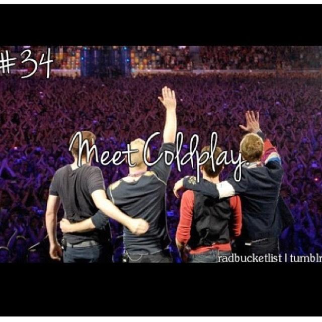 :): Concert, Bucketlist, Coldplay, Buckets, Guy, Favorite Band, Bucket Lists