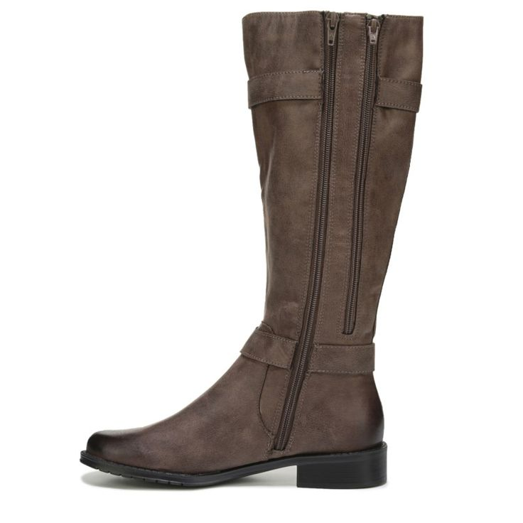 Aerosoles Women's Sky Ride Extended Calf Boots (Taupe) - 11.0 M