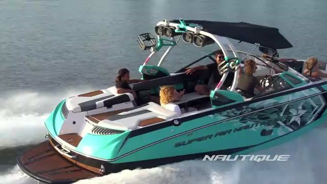 The Super Air Nautique G23 - Wake Sports Boat - Pulling Us Into A New Era Of Innovation