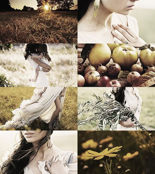 the-fairestprincess:  Mythology Picspam → Demeter