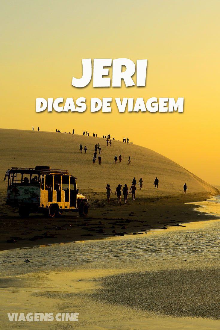 Jericoacoara Dicas de Viagem Ceará