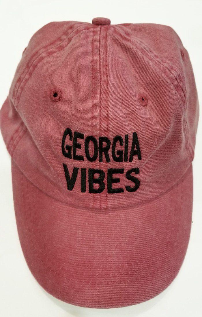 c9347cf842f Georgia Vibes Hat - Vintage Red in 2019