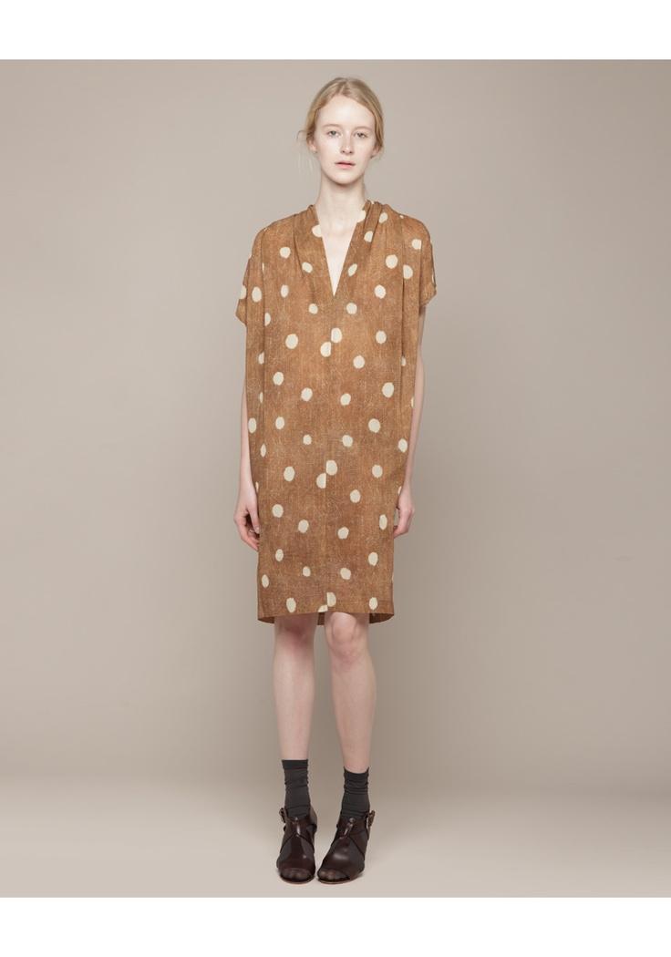 A Détacher / Dorian V-Neck Dress