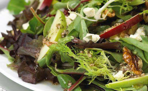 #Epicure Apple Walnut Salad