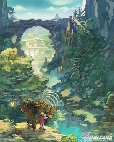 Studio Ghibli Taking Their Time On DS Game