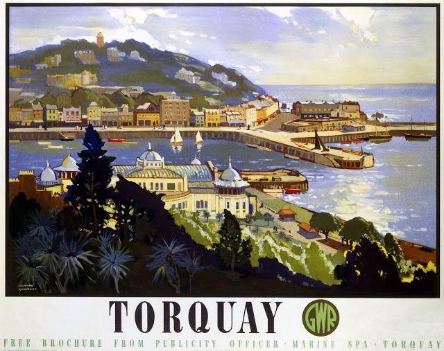 ART & ARTISTS: Railway Posters – part 7