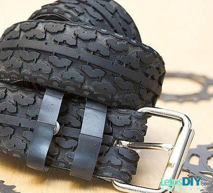DIY Tire Belt!