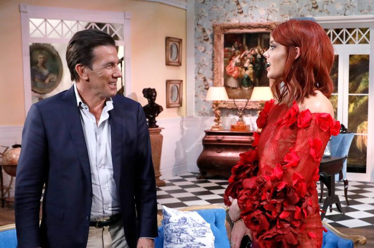 Despite all of their ups and downs, Kathryn C. Dennis and Thomas Ravenel couldn't deny that they still have chemistry at this season's Southern Charm reunion. That was so much the case that they apparently shared an intimate moment together after the sit-down ended.