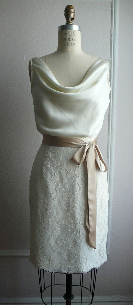To me this is the most classy, beautiful, elegant bridesmaids dress EVER!!