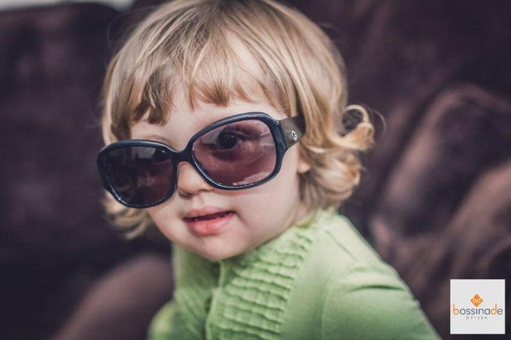 Herkenbaar, je kleintje met jouw zonnebril op? LIKE dan even dit bericht :)