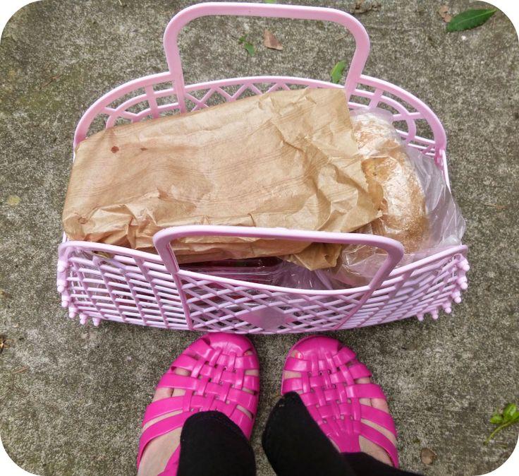 The mummy diary......: Return of the Original Jelly Bag - My 80s Dream