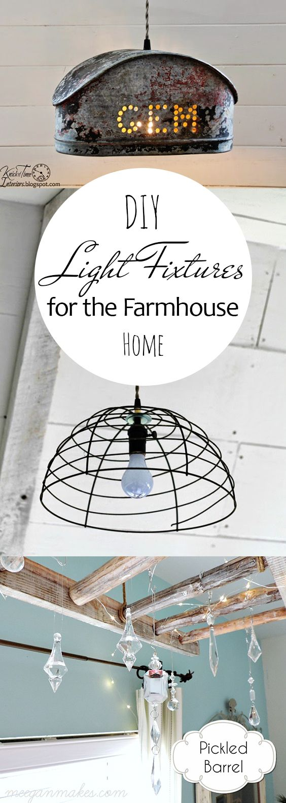 how to make your own pendant light fixture