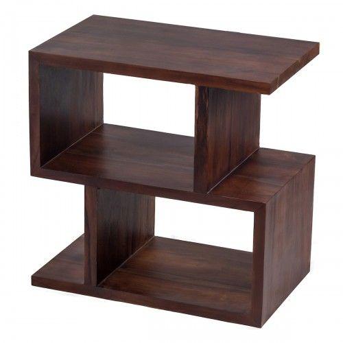 Sinandaka | meja rak kayu jati desain modern dekorasi interior rumah interior design