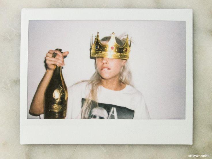 Lets party.