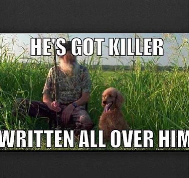 Duck Dynasty, Si  #poodle