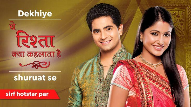 Yeh Rishta Kya Kehlata Hai online 27 July 2016, Star Plus Hindi Serial Yeh Rishta Kya Kehlata Hai on:  http://www.tvfork.com/498