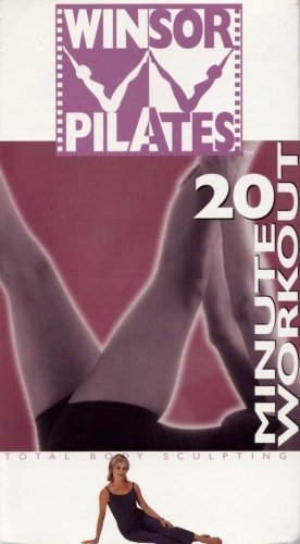 20 minute Windsor pilates (dvd) THIS IS MY FAVORITE FAVORITE PILATES DVD.