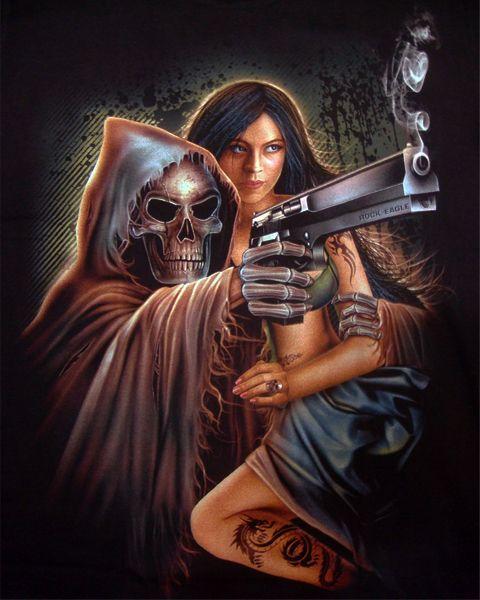Reaper Handgun