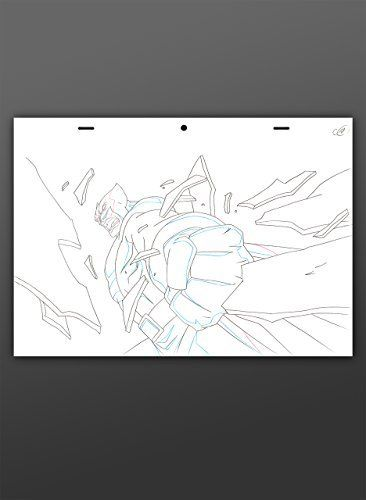 Ultimate Spider-Man Original Marvel Animation Art (Wolverine) @ niftywarehouse.com #NiftyWarehouse #Spiderman #Marvel #ComicBooks #TheAvengers #Avengers #Comics