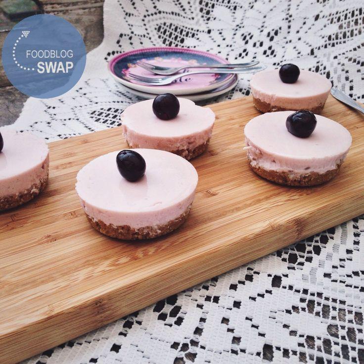 Cheesecake cupcakes met kwark