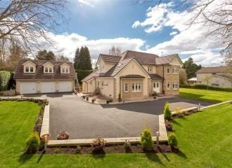 Savills | 43C Barnton Avenue, Barnton, Edinburgh, EH4 6JJ | Property for sale