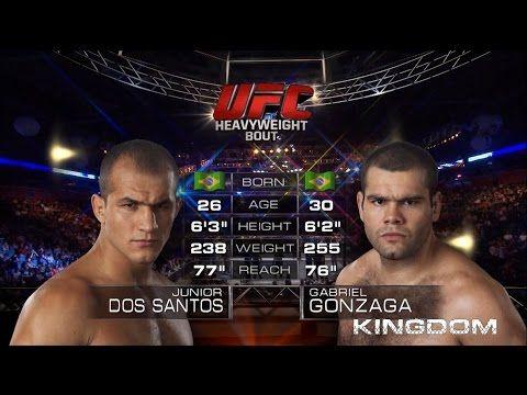 UFC 211 Free Fight: Junior Dos Santos vs Gabriel Gonzaga