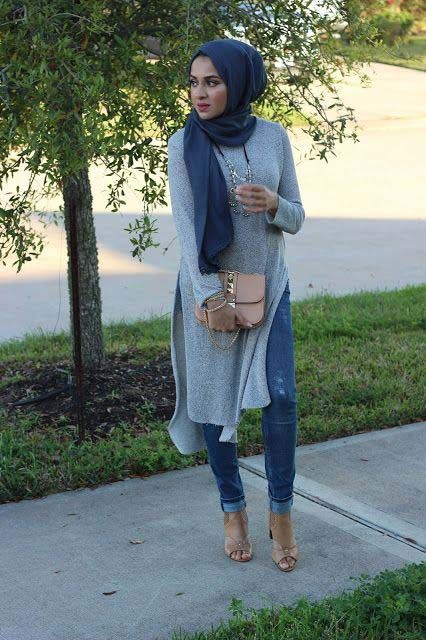 Casual Style Hijab5