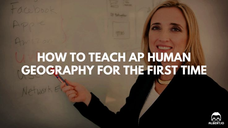 How to Teach AP Human Geography for the First Time: Advice for New Teachers https://www.albert.io/blog/how-to-teach-ap-human-geography-for-the-first-time-advice-for-new-teachers/