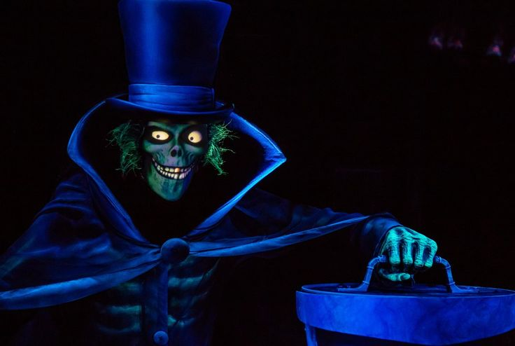 How Walt Disney inspired the world's scariest Halloween tradition